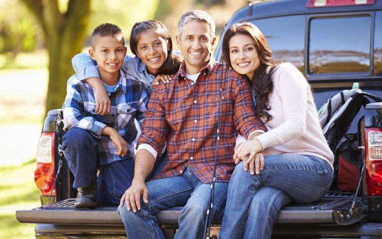 Pick-up trucks – The new family Car