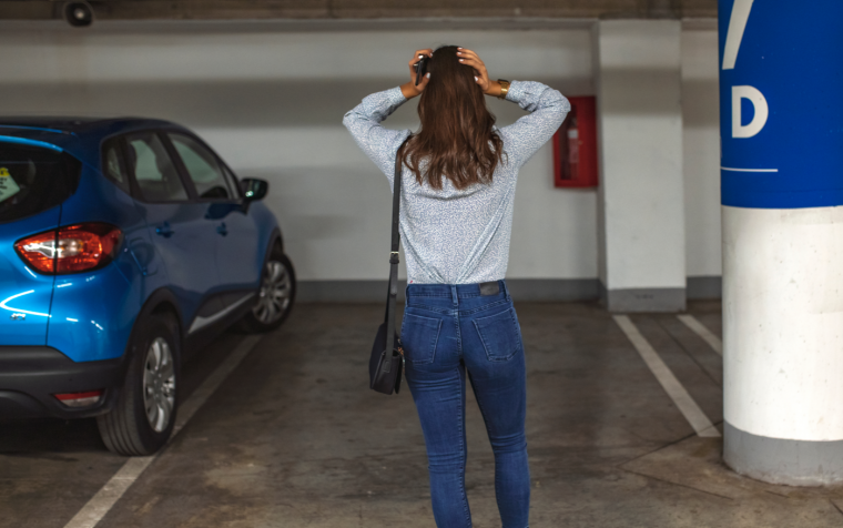 What to do when your car is stolen